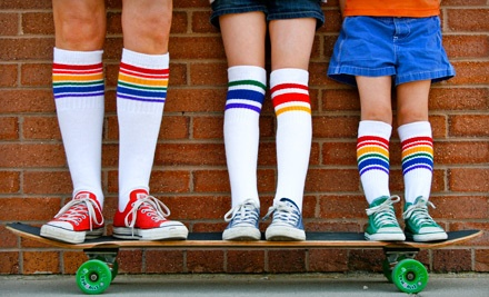 $20 Groupon to Pride Socks - Pride Socks in