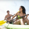 55% Off All-Day Kayak Rental from All Wet Sports