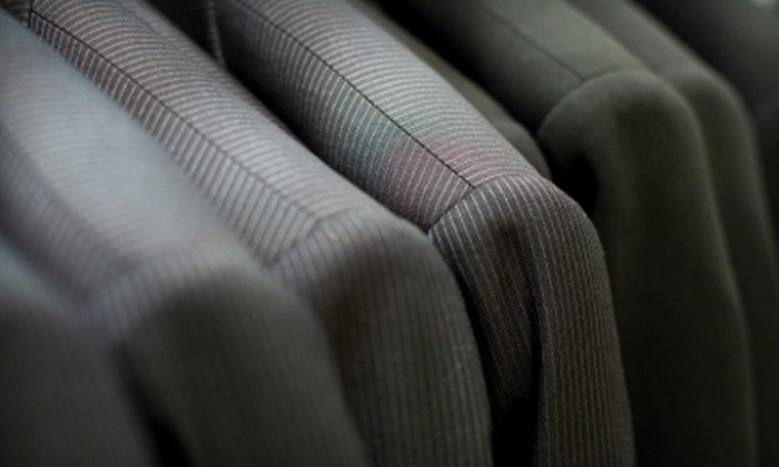 Tony's Dry Cleaners - Upland: $15 for $30 Worth of Dry Cleaning at Tony's Dry Cleaners in Upland
