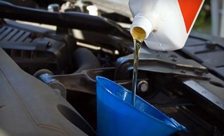Auto Lab: Full-Service Oil Change - Auto Lab in Las Vegas
