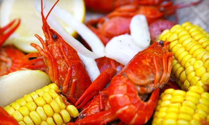 Zydeco on High - Brewery District: $15 for $30 Worth of Louisiana Creole Dinner at Zydeco on High
