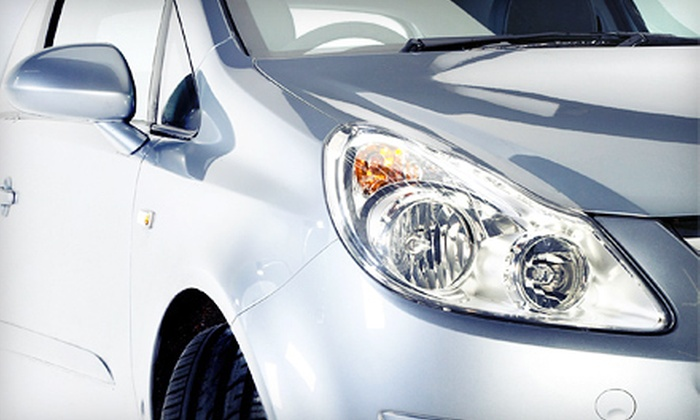 Cooks Collision - Multiple Locations: $19 for Headlight Restoration at Cooks Collision ($89.95 Value). Two Locations Available.