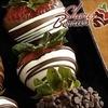 Shari's Berries: $25 for Nine Hand-Dipped Strawberries in a Velvet Heart Box from Shari's Berries ($49.99 Value)