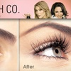 The Lash Co - Greenway/ Upper Kirby: $125 for a Full Set of Eyelash Extensions from The Lash Co.