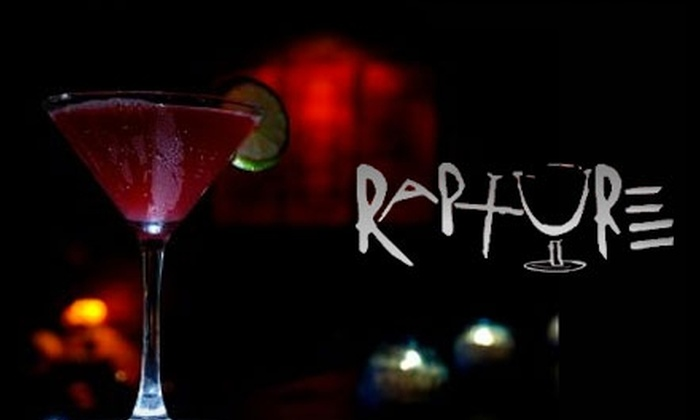 Rapture Lounge‎ - Astoria: $10 for $20 Worth of Bar Bites and Drinks at Rapture Lounge