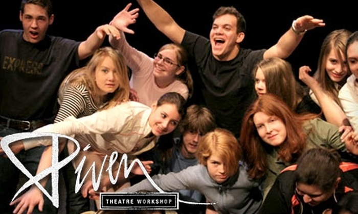 Piven Theatre Workshop - Evanston: $25 for a Two-Hour Children's Intro to Improv Workshop at Piven Theatre Workshop in Evanston ($50 Value)