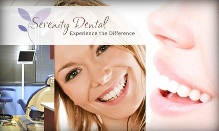 Serenity Dental - Maplewood - Oakdale: $59 for Cleaning, Exam, and X-Rays at Serenity Dental