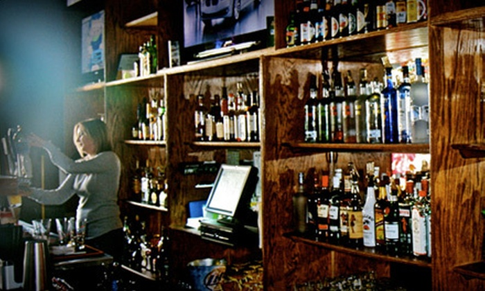 Baddeley's Pourhouse - Belmont Heights: $10 for $20 Worth of Bar Fare and Drinks at Baddeley's Pourhouse in Long Beach
