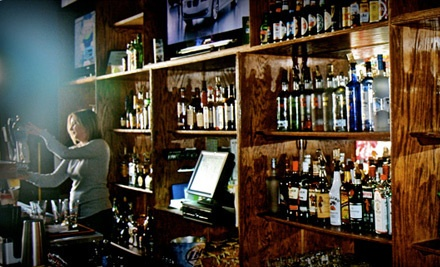 $20 Groupon for Baddeley's Pourhouse  - Baddeley's Pourhouse in Long Beach