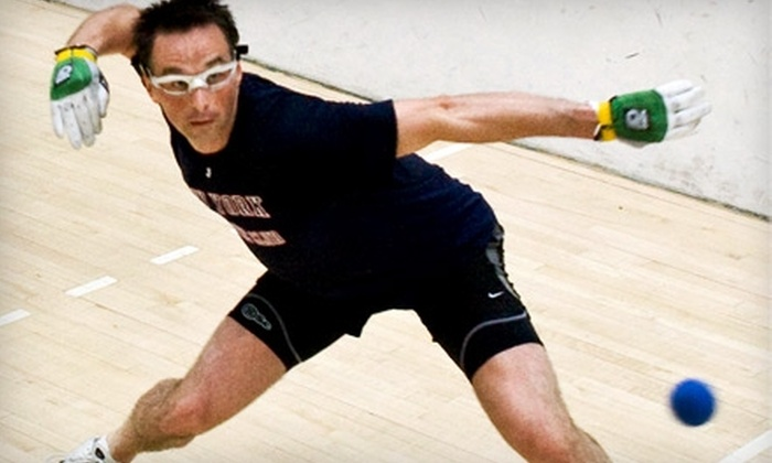 Tucson Racquet & Fitness Club  - Prince Tuscon: $75 for a Three-Month Racquetball Membership ($435.50 Value) or Handball Membership ($430.50 Value) to Tucson Racquet & Fitness Club