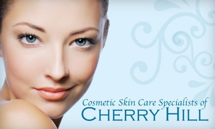 Cosmetic Skin Care Specialists of Cherry Hill - Cherry Hill: $55 for a Chemical Peel or Microdermabrasion Treatment and a Nourishing Skin Facial at Cosmetic Skin Care Specialists of Cherry Hill