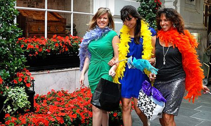 FestiGals - French Quarter: Standard or Party Package for FestiGals on October 8 at Hotel Monteleone