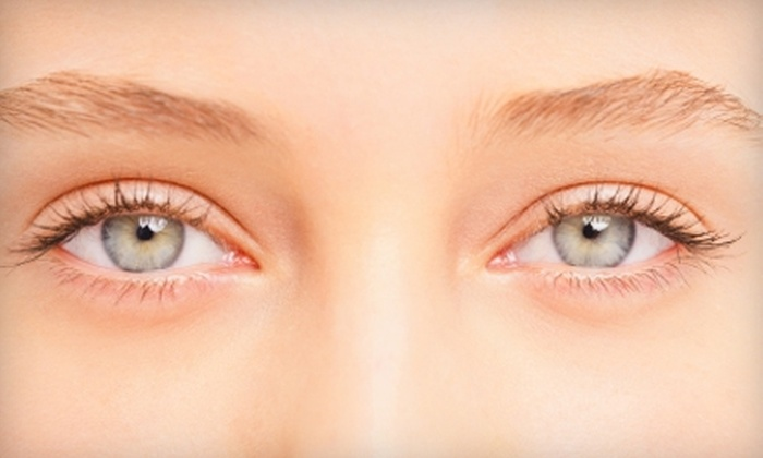 Walman Eye Center - Multiple Locations: $1,474 for Laser Eyelid Lifts for Both Upper Eyelids at Walman Eye Center ($2,950 Value)