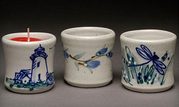 Great Bay Pottery - Amesbury: Handmade Pottery at Great Bay Pottery in North Hampton (Up to 56% Off)
