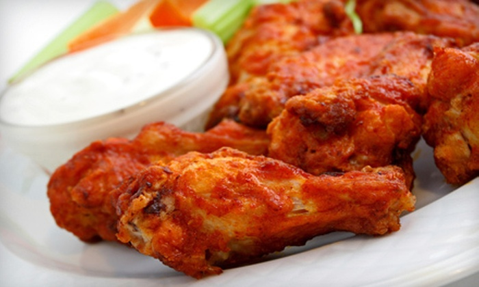 Tyler Navarre's Bar and Grill - Sand Ridge: $12 for $25 Worth of Pub Fare at Tyler Navarre's Bar and Grill in Pelham