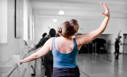 8 Dance and Pilates Classes (a $112 value) - The Ruth Page Center for the Arts in Chicago