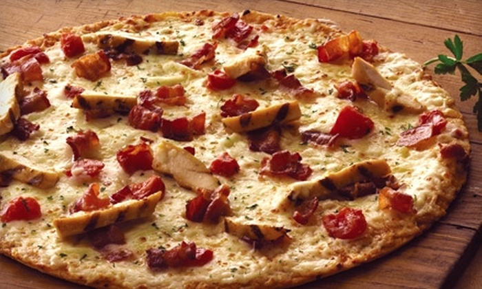 Domino's - Multiple Locations: $11 for Two Hand-Tossed Pizzas (Up to $21.49 Value) or One American Legends Pizza and Cinna Stix at Domino's (Up to $22.98 Value)