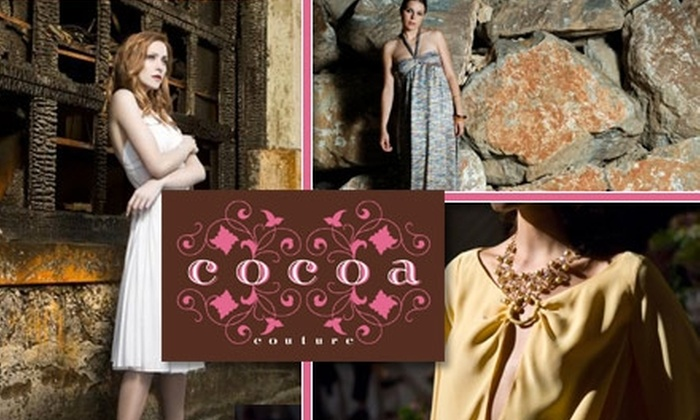 Cocoa Couture - Kendall: $14 for $30 Worth of Clothing at Cocoa Couture