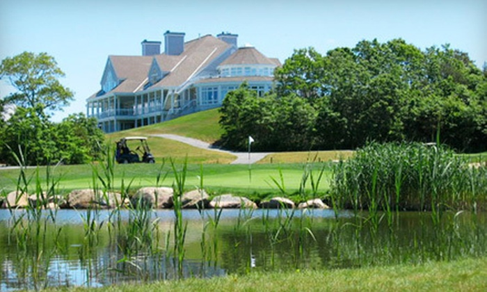 Ballymeade Country Club - Falmouth: Round of Golf with Cart Rental for Two or Four at Ballymeade Country Club in East Falmouth (Up to 55% Off)