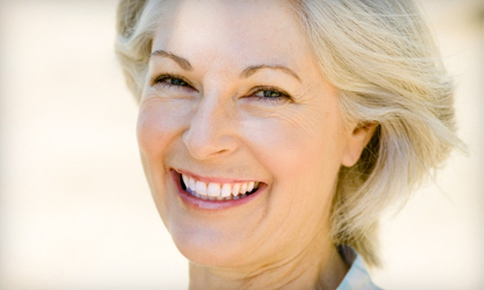 Crystal Dental of Fresno - Woodward Park: $39 for Dental Package with Exam, X-rays, Cleaning, and Oral-Cancer Screening at Crystal Dental of Fresno ($313 Value)