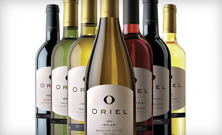 $80 Groupon to Oriel Wines - Oriel Wines in