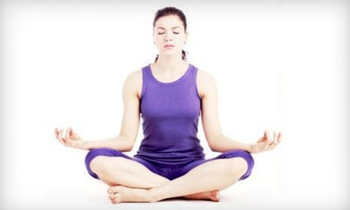 Yoga East - Multiple Locations: $45 for One Month of Unlimited Classes at Yoga East ($90 Value)
