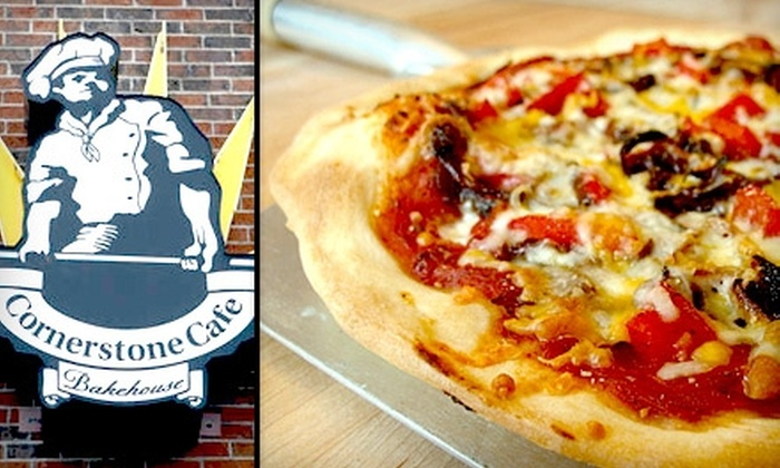 Cornerstone Cafe - West Chester: $10 for $20 Worth of Sandwiches, Salads, Pizza, and More at Cornerstone Cafe & Bakehouse