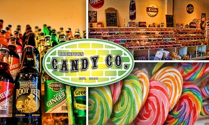 Bricktown Candy Company - Downtown Oklahoma City: $5 for $10 Worth of Sweets and Drinks at Bricktown Candy Company