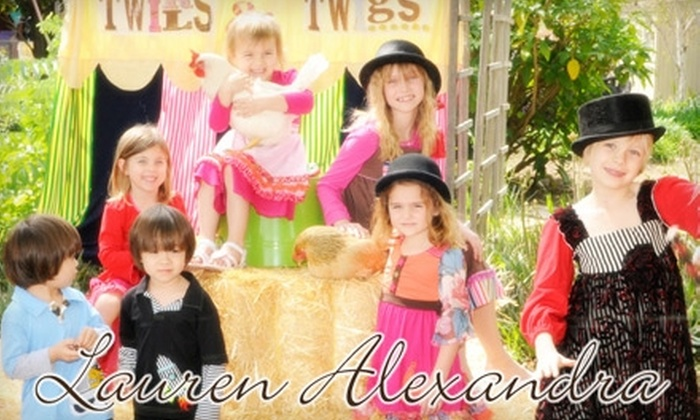 Lauren Alexandra - Multiple Locations: $15 for $30 Worth of Baby Clothes, Furniture, and Accessories at Lauren Alexandra