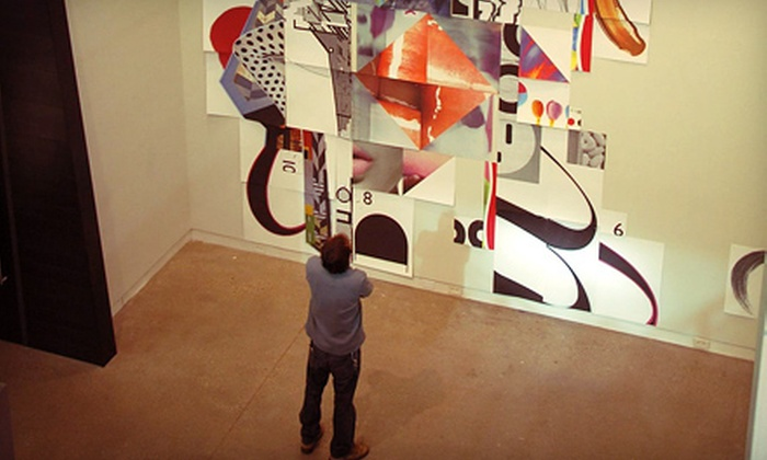 Urban Institute for Contemporary Arts - Heartside-Downtown: $30 for Membership and $10 Toward Classes, Films, or Gifts at Urban Institute for Contemporary Arts ($85 Value)