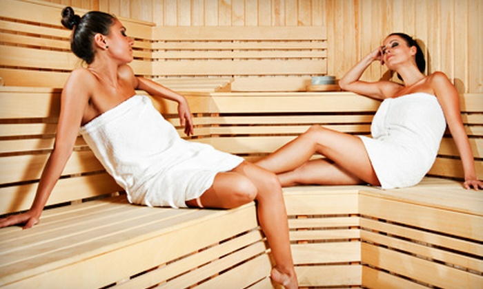 Rubyz Day Spa - Frisco: $159 for a Meltdown Facial and Infrared Sauna Session for Two at Rubyz Day Spa in Frisco ($360 Value)