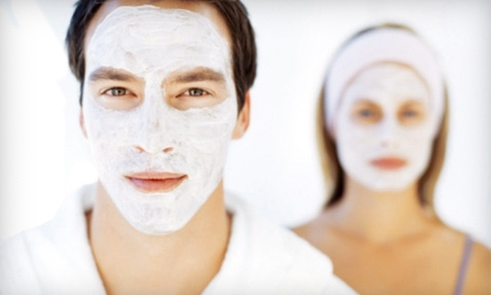 Just Calm Down - New York: $47 for a Deep-Cleansing or Men's Mini Facial at Just Calm Down ($99.28 Value)