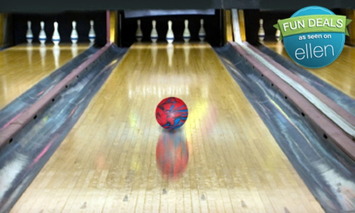 Coronation Bowling Centre - Norwood East: $24 for Bowling with Shoe Rental and Popcorn for Up to Six at Coronation Bowling Centre (Up to $57 Value)