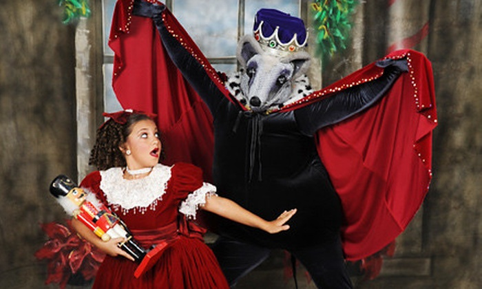 """Ahwatukee Foothills Nutcracker Ballet - Multiple Locations: Ballet Night for Two to See Ahwatukee Foothills Ballet's """"The Nutcracker"""" at Desert Vista Fine Arts Theatre (Half Off). Six Options Available."""