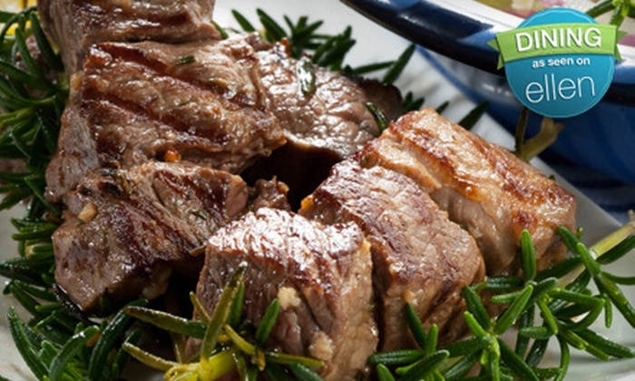 Bha! Bha! Persian Bistro - Pelican Bay: $15 for $30 Worth of Persian Fare at Bha! Bha! Persian Bistro
