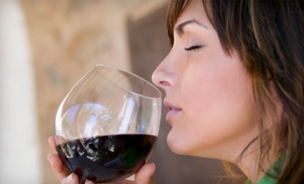 Satek Winery Admission to Wine 101