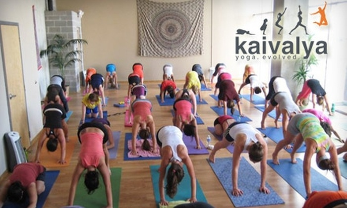 Kaivalya Yoga - Madison: $29 for a Five-Class Pass at Kaivalya Yoga ($59 Value)