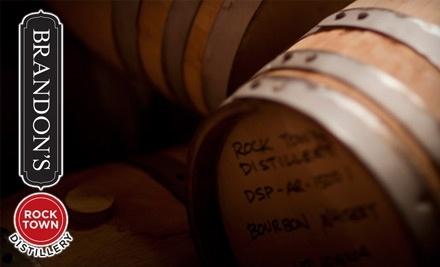 Rock Town Distillery - Rock Town Distillery in Little Rock