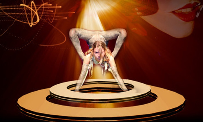 ZzyZyx: A Cirque Experience - Reno, NV: Tickets and Buffet Dinner for Two to ZzyZyx: A Cirque Experience at Grand Theatre on December 26, 27, 28, or 29