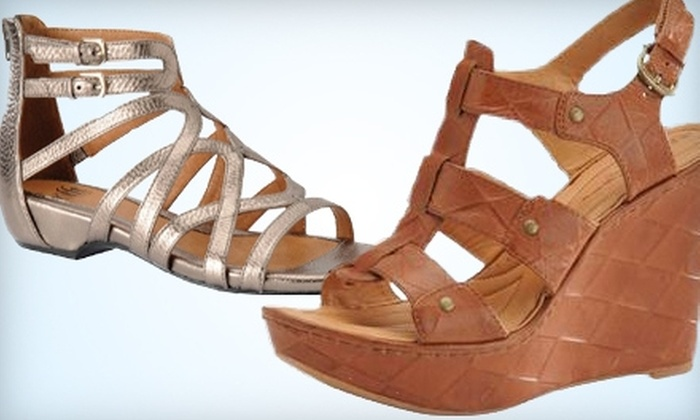 Shoe Parlor - Clinton: $20 for $45 Worth of Footwear at Shoe Parlor