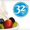 $3 for Frozen Yogurt at 32 Degrees