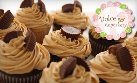 $20 Groupon to Dolce Cupcakery - Dolce Cupcakery in Pittsford