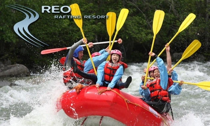 REO Rafting Resort - Boston Bar: $88 for a Whitewater-Rafting Day Trip from REO Rafting Resort (Up to $150 Value)