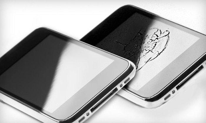 Dr. Cell Phone Repair - Multiple Locations: Electronics Repair Services at Dr. Cell Phone Repair (Up to 67% Off). Four Options Available.