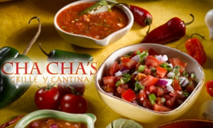 Cha Cha's Grille Y Cantina - Norman: $10 for $20 Worth of Mexican Fare at Cha Cha's Grille Y Cantina