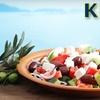 52% Off Greek Fare at Kefi