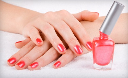 1 Basic Mani-Pedi ($46 value) - Oggi/ Adam & Eve Salon and Day Spa in Scarsdale