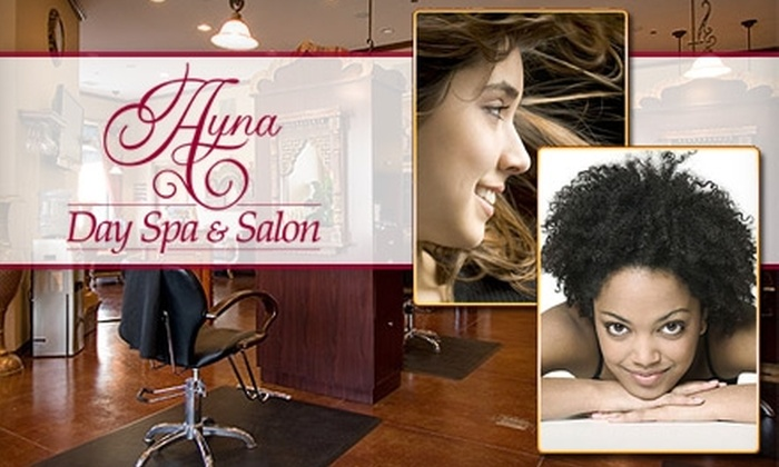 Ayna Day Spa and Salon  - Oakbrook Terrace: $59 Microdermabrasion Treatment and Mini Facial at Ayna Day Spa and Salon ($125 Value)