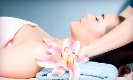 Spa Package with Choice of Massage or Facial (a $159 value) - Skinsations Spa in Tustin