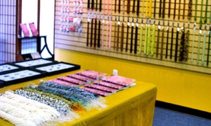 Ambrosia Bead Shop - Ellicott City: $30 for a Basic Bead-Stringing Class at Ambrosia Bead Shop in Columbia ($60 Value)